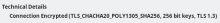 TLS 1.3 message in Firefox 61 Image